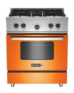 30″ Pro Range Pro Collection Premium Orange