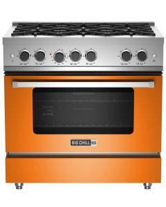 36″ Pro Range Pro Collection Premium Orange