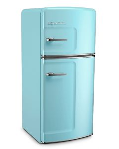 Studio Fridge Retro Collection Beach Blue