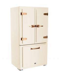 Classic Fridge Classic Collection Premium Oyster Brushed Copper