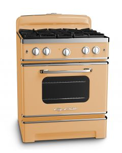 "30"" Retro Stove Retro Collection Beige 1001"