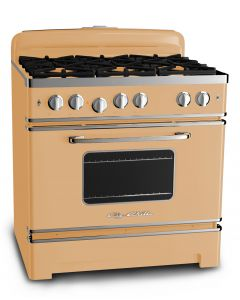 "36"" Retro Stove Retro Collection Beige 1001"