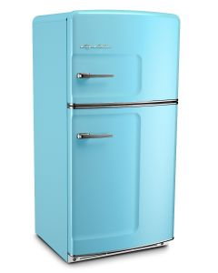 Original Fridge Retro Collection Beach Blue