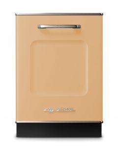 Retro Dishwasher Panel Retro Collection Beige 1001