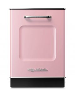 Retro Dishwasher Retro Collection Pink Lemonade
