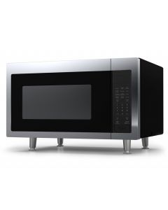 Retro Microwave Retro Collection Premium Black