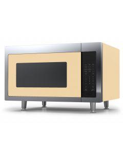 Retro Microwave Retro Collection Ivory 1014