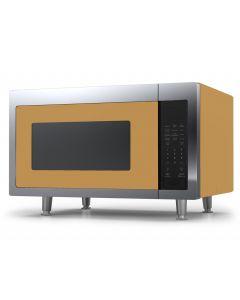 Retro Microwave Retro Collection Ochre Yellow 1024