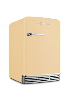 Retro Mini Fridge Retro Collection Ivory 1014
