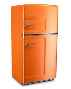 Original Fridge Retro Collection Premium Orange