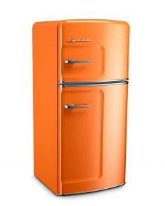Studio Fridge Retro Collection Premium Orange