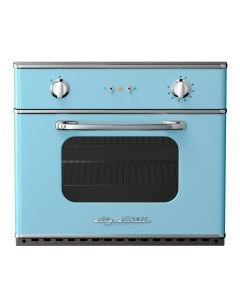 30″ Electric Wall Oven Retro Collection Beach Blue