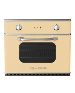 "30"" Electric Wall Oven Retro Collection Ivory 1014"