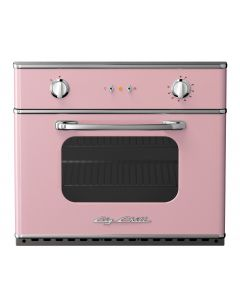 30″ Electric Wall Oven Retro Collection Pink Lemonade