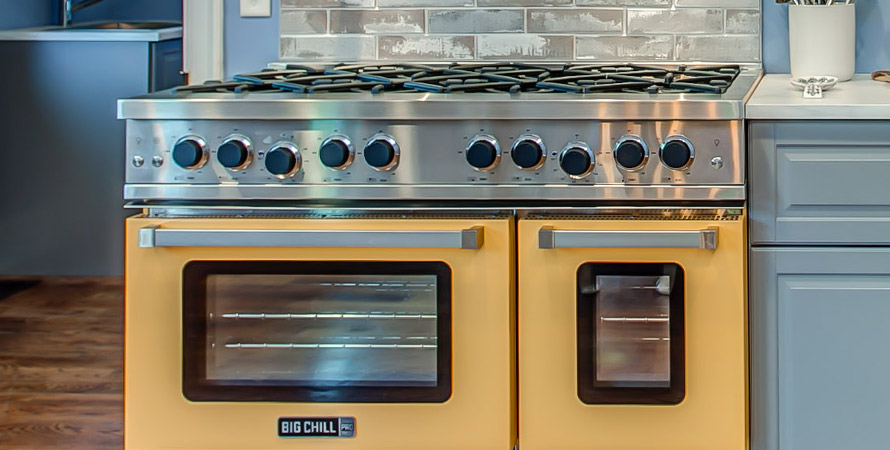 The Pro Line of Kitchen Appliances | Big Chill
