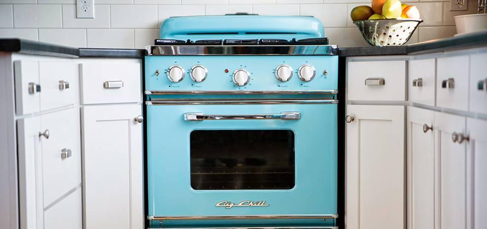 The Retro Kitchen Appliance Product Line | Big Chill