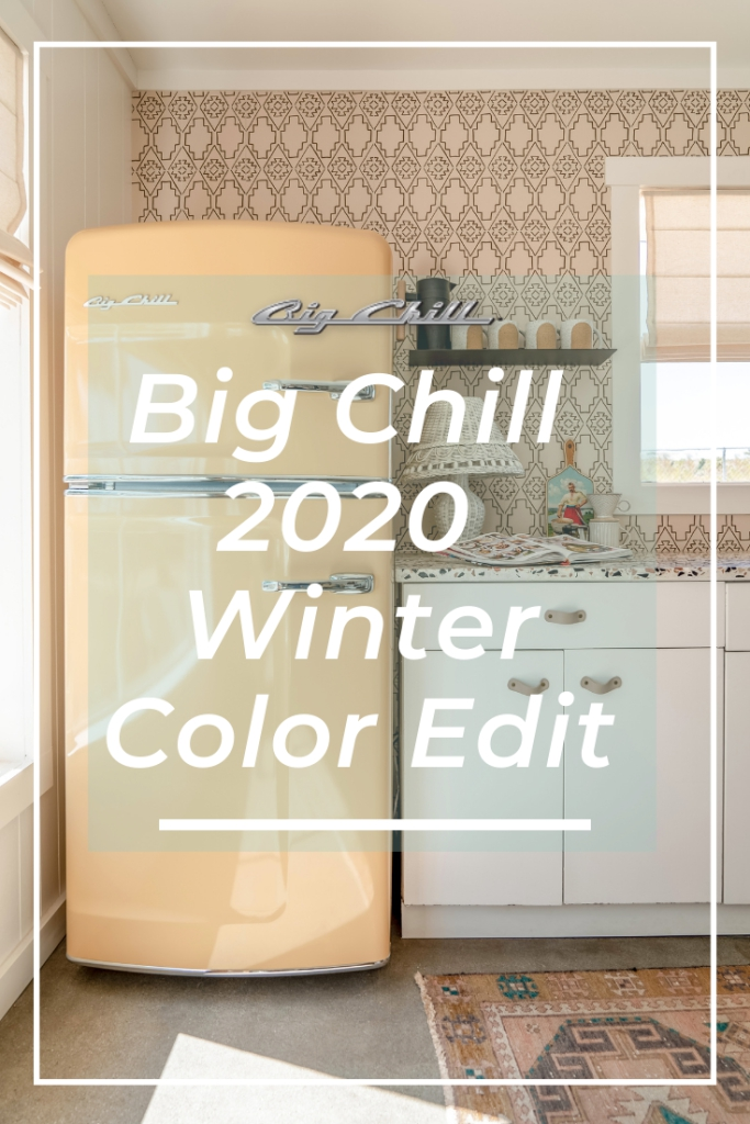 Big Chill 2020 Winter Color Edit