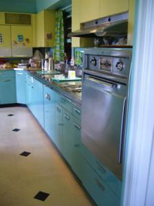 Retro Lives on Inside the Tarquinio Kitchen