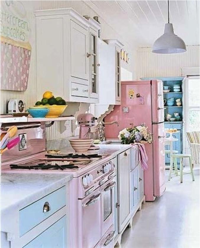 Sweet Big Chill Kitchen Looks & Recipes