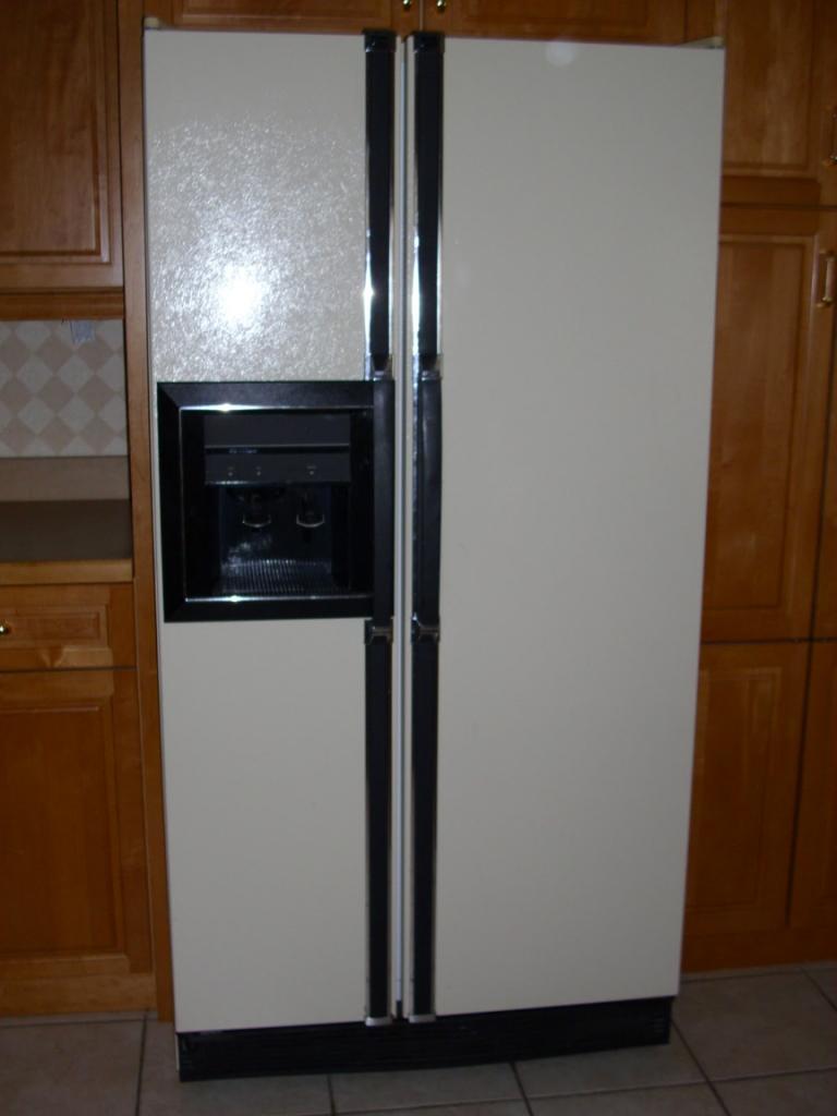 1990s fridge