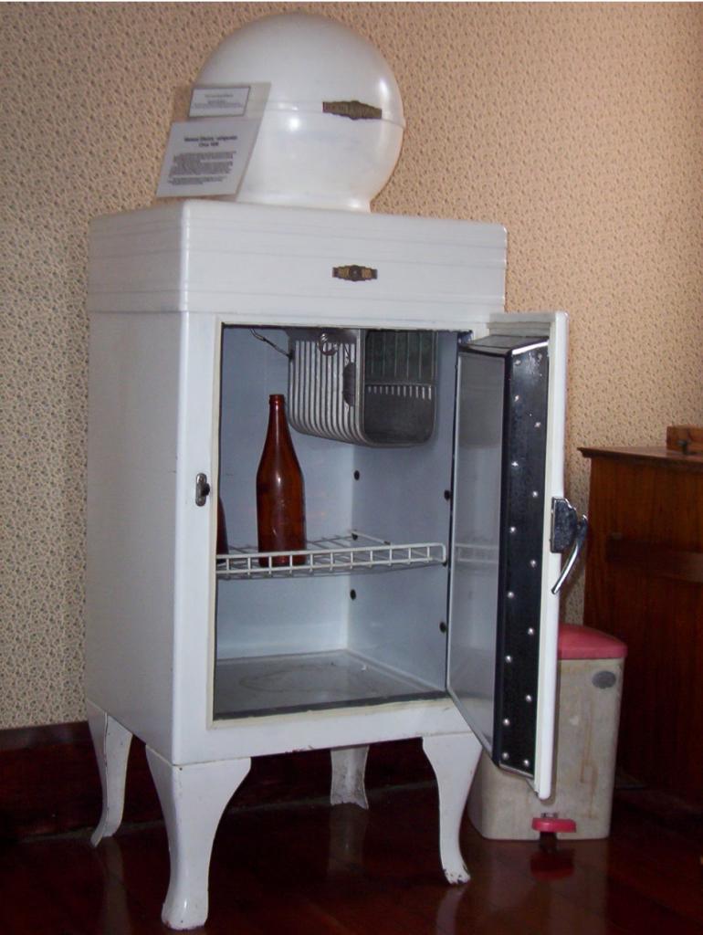 electric freezer