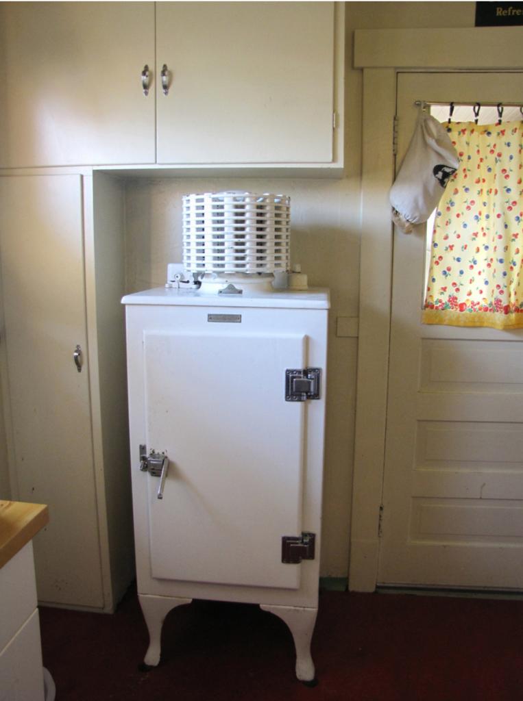 electric fridge