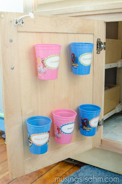 Velcro Cabinet Doors