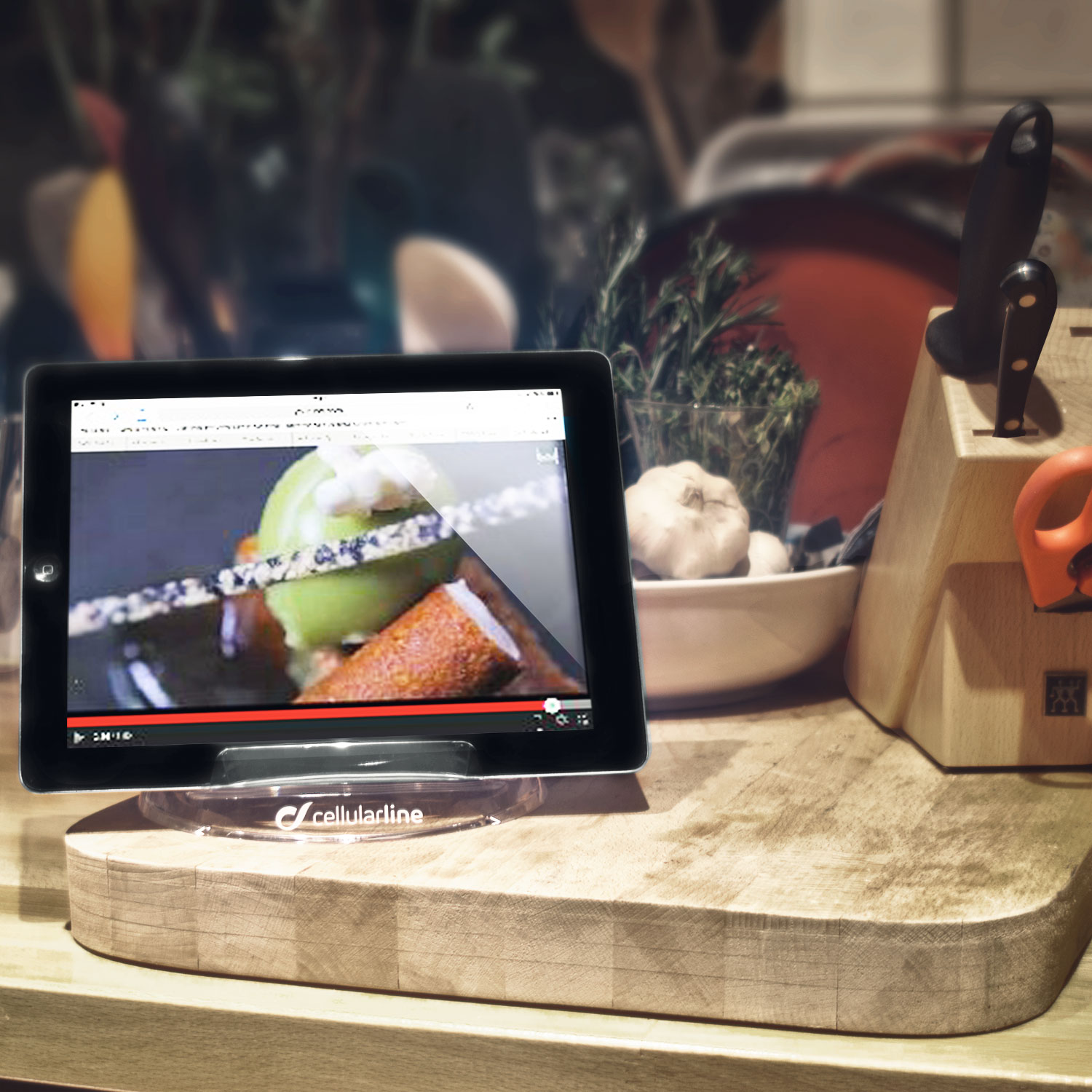 Buy A Tablet Just for Your Kitchen