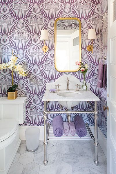 Stylish Victorian Bathroom