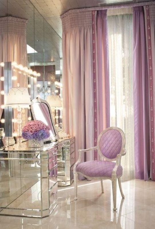 Purple Dressing Room Hollywood 1