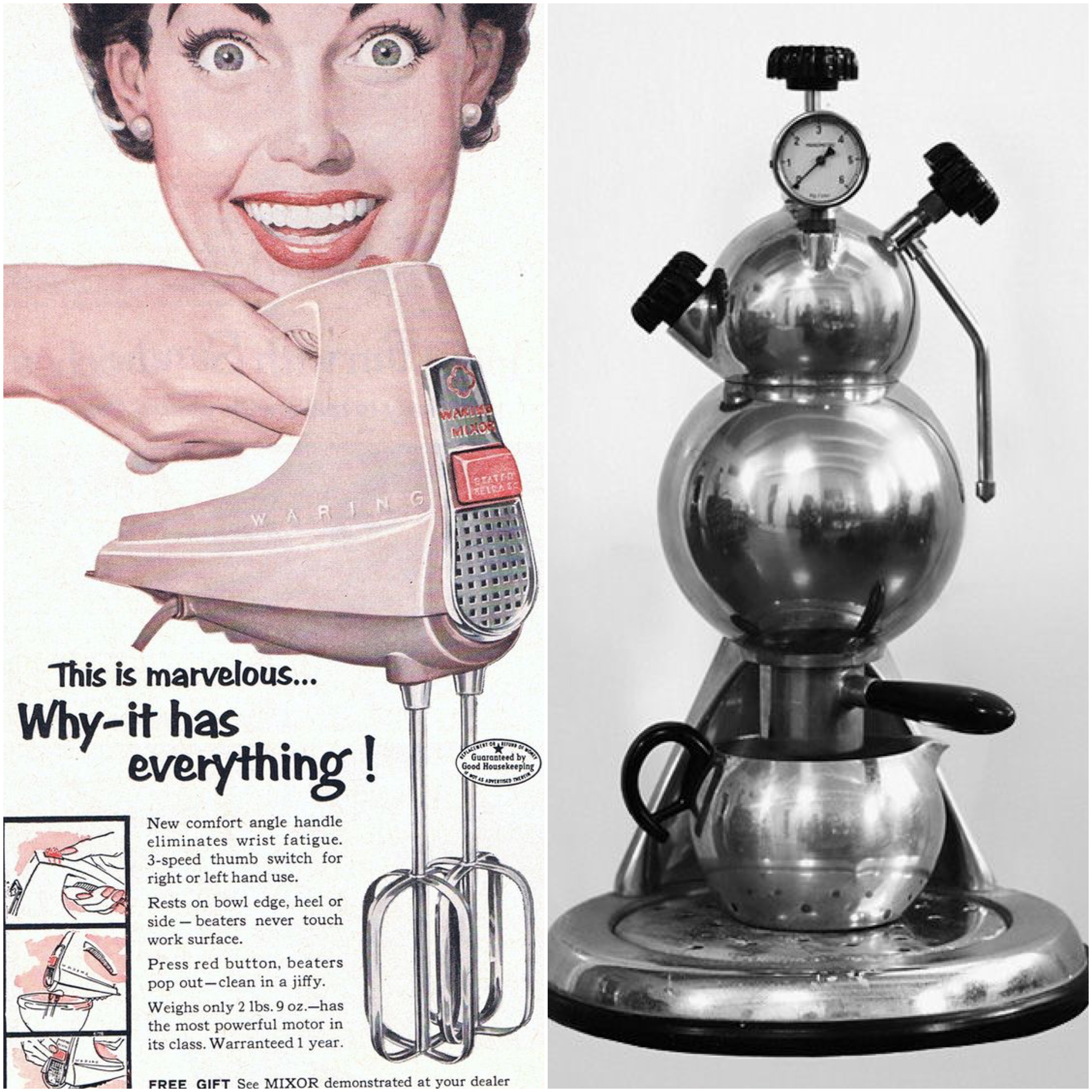 Technology Of The 1950s Was Groundbreaking To Consumers Aimed At Creating More Enjoyable Leisure Time By Minimizing Tasks Like Housework And Kitchen