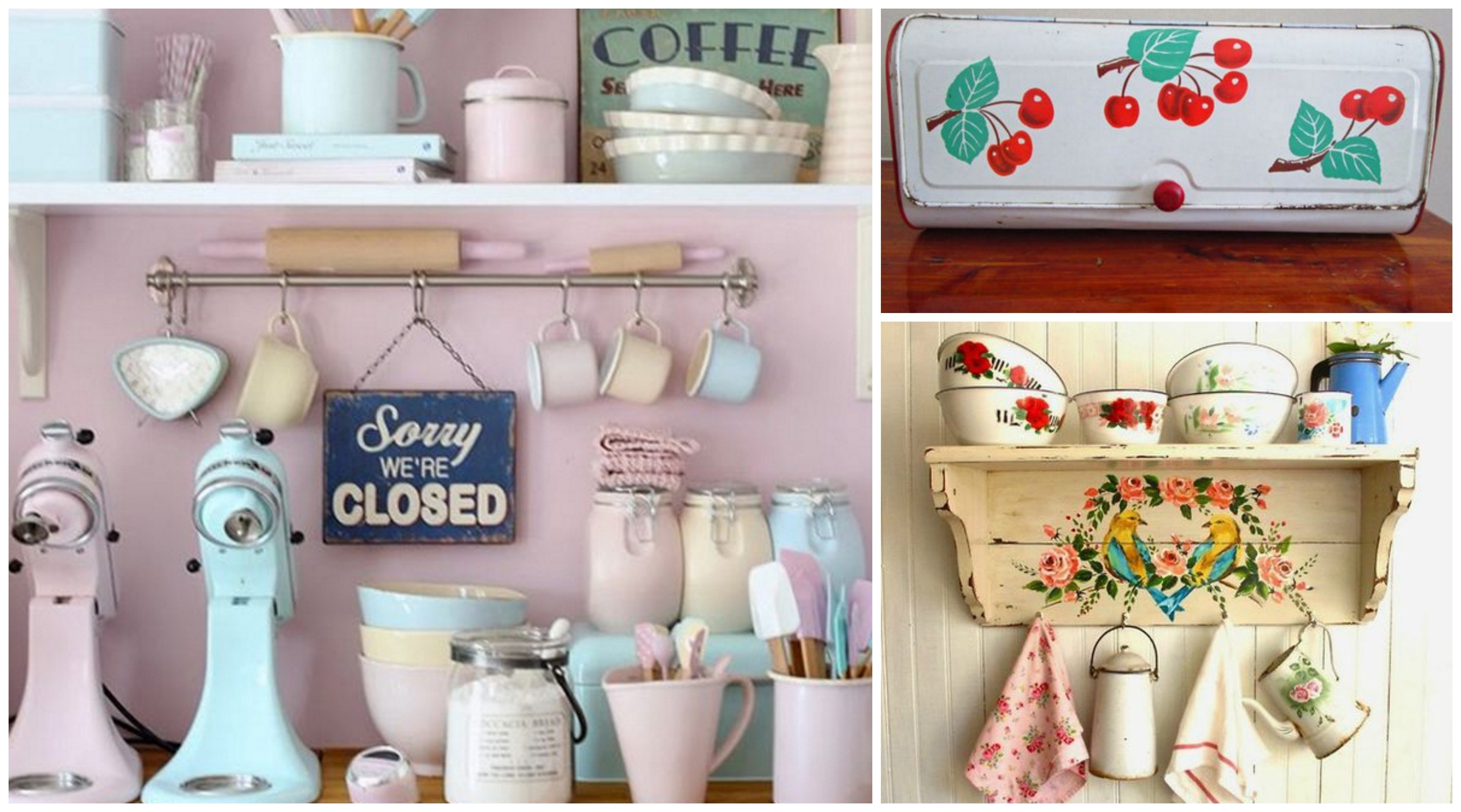 15 Essential Design Elements For A Perfectly Retro Kitchen