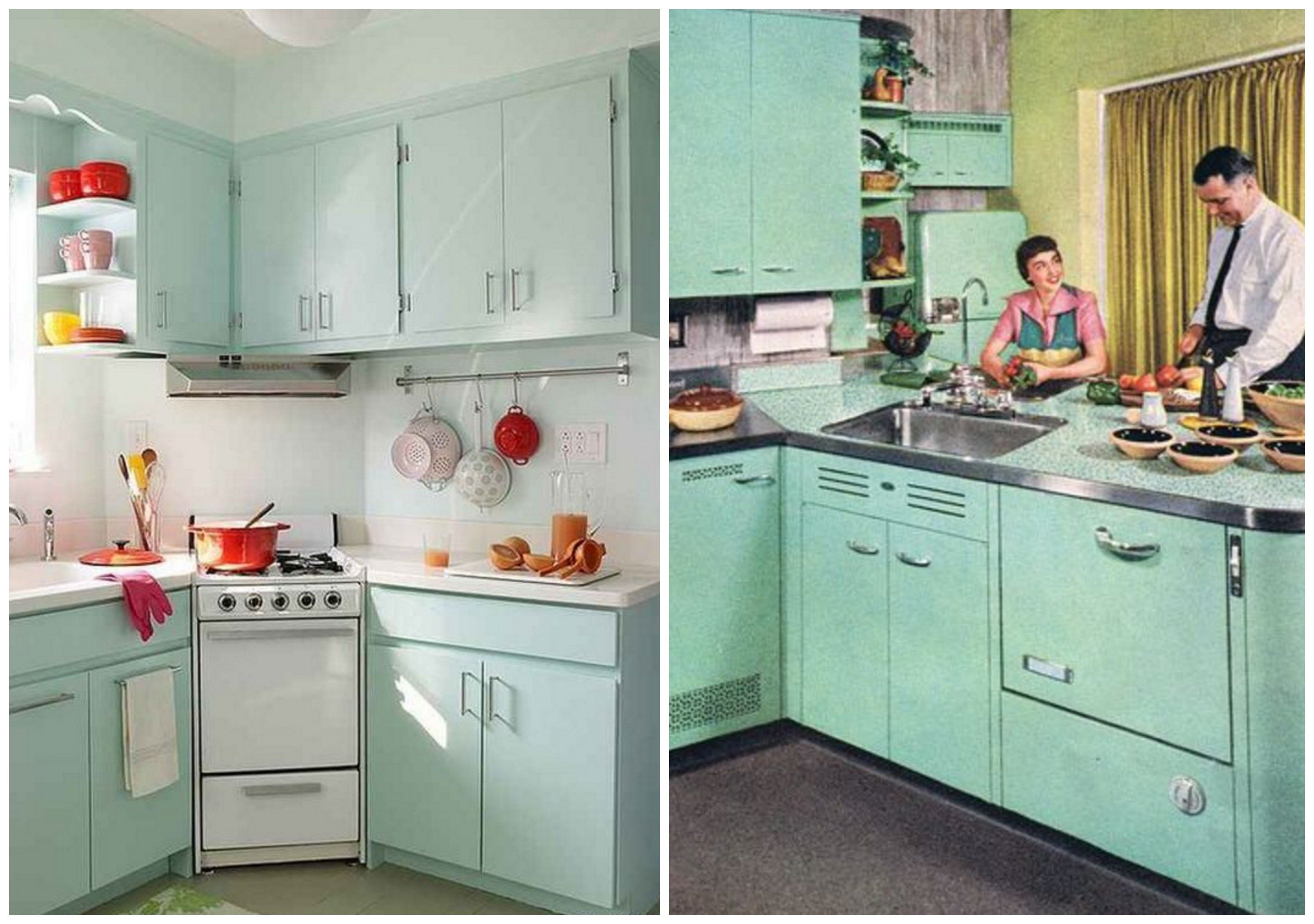 15 Essential Designs For A Perfect Retro Kitchen Big Chill
