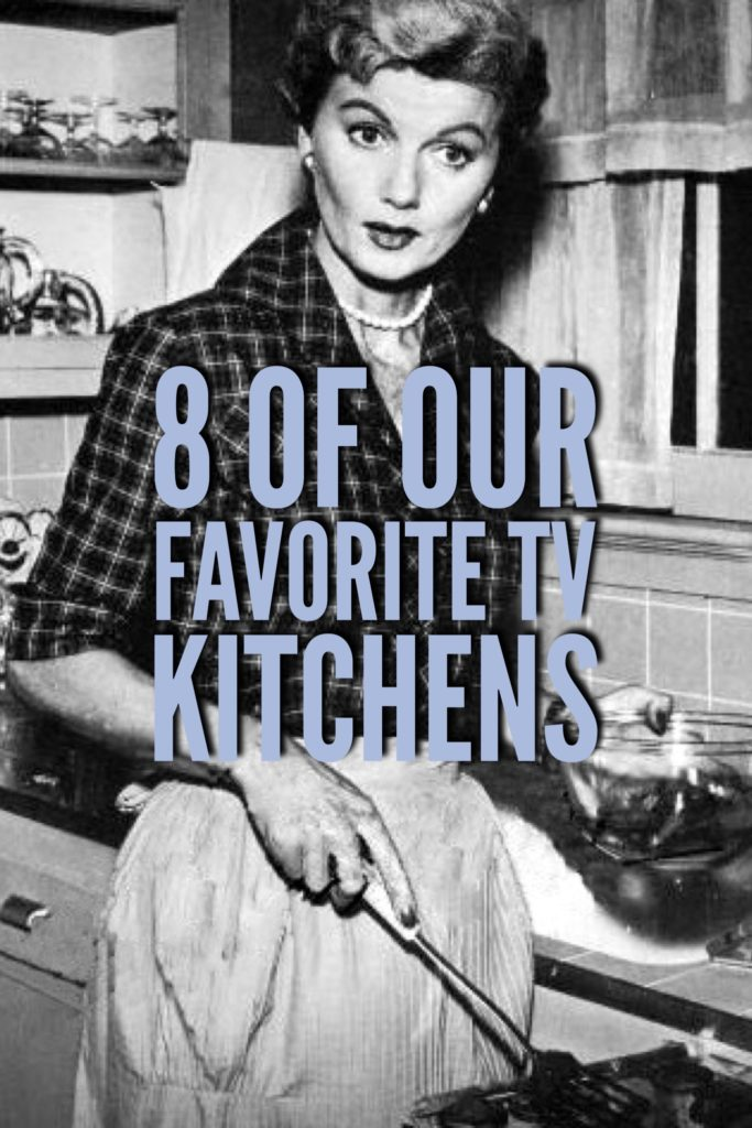 8 of our Favorite TV Kitchens