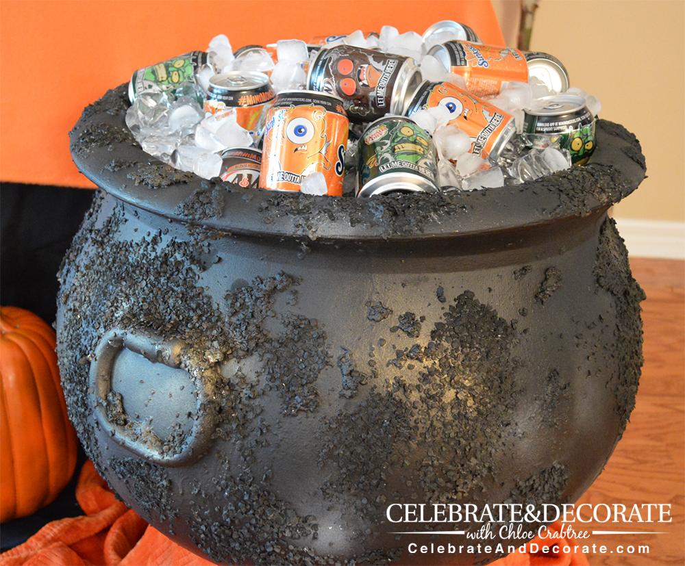 Creepy Cauldrons - Big Chill