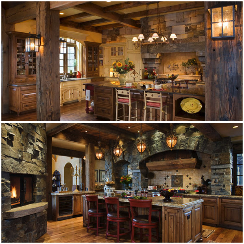 10 Steps To The Perfect Rustic Kitchen: Cozy Rustic Kitchens Worthy Of A Mountain Lodge