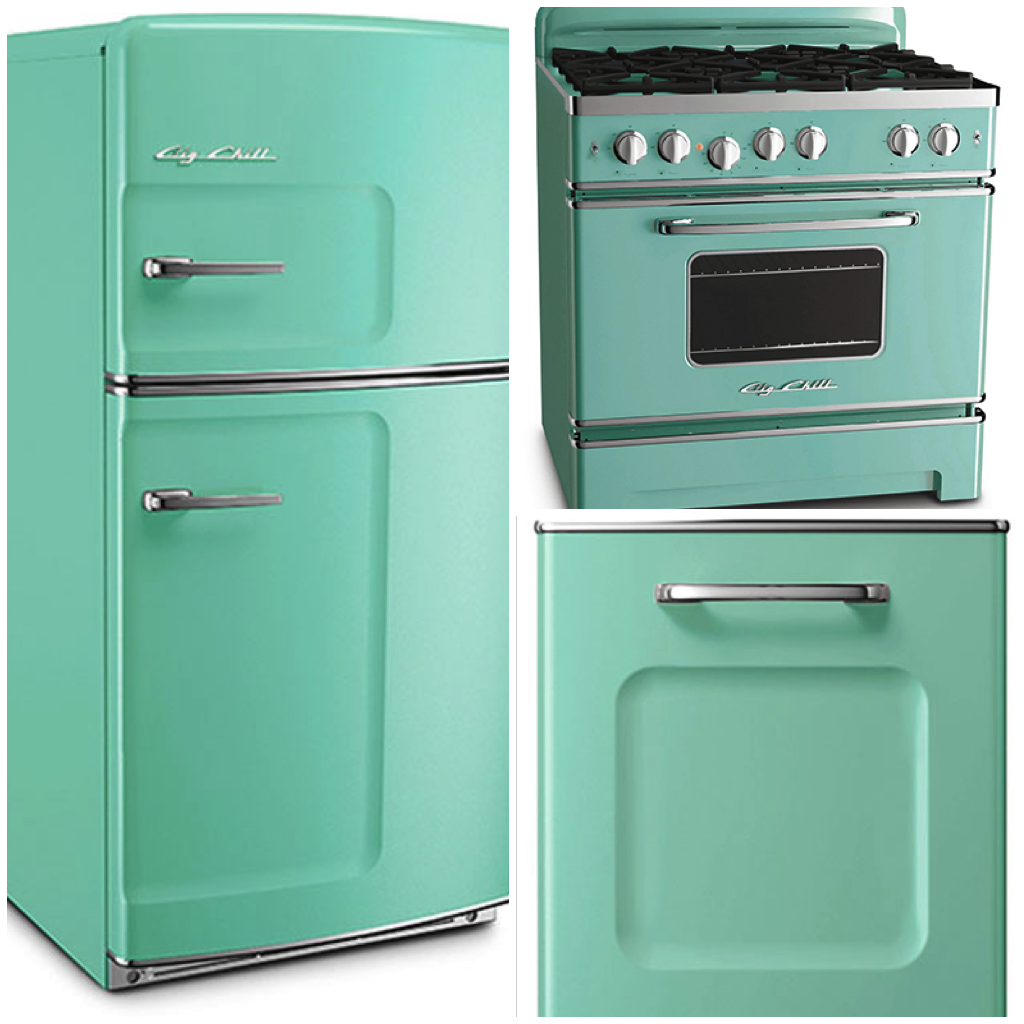 10 Accent Colors Guaranteed to Make Your Kitchen Pop