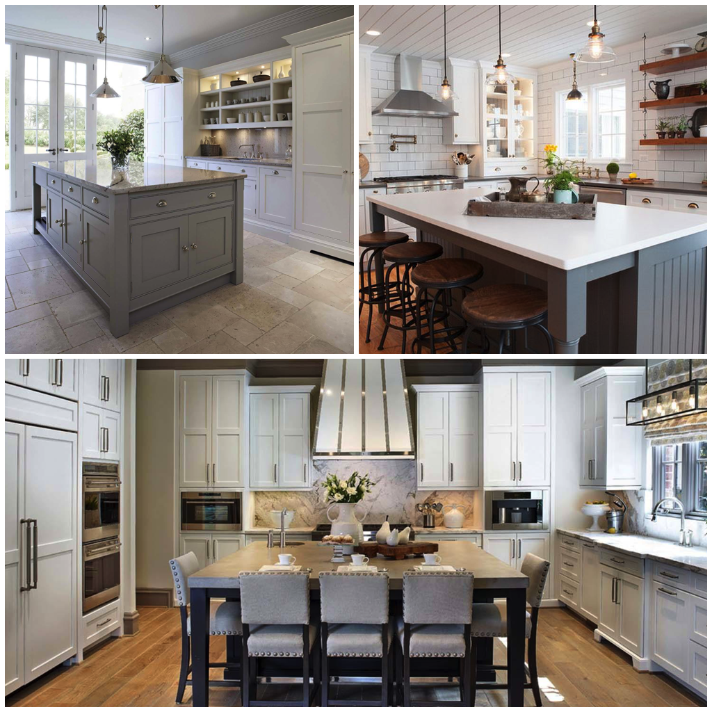 Island Counter | Inspired Center Island Counters For Your Perfect Kitchen