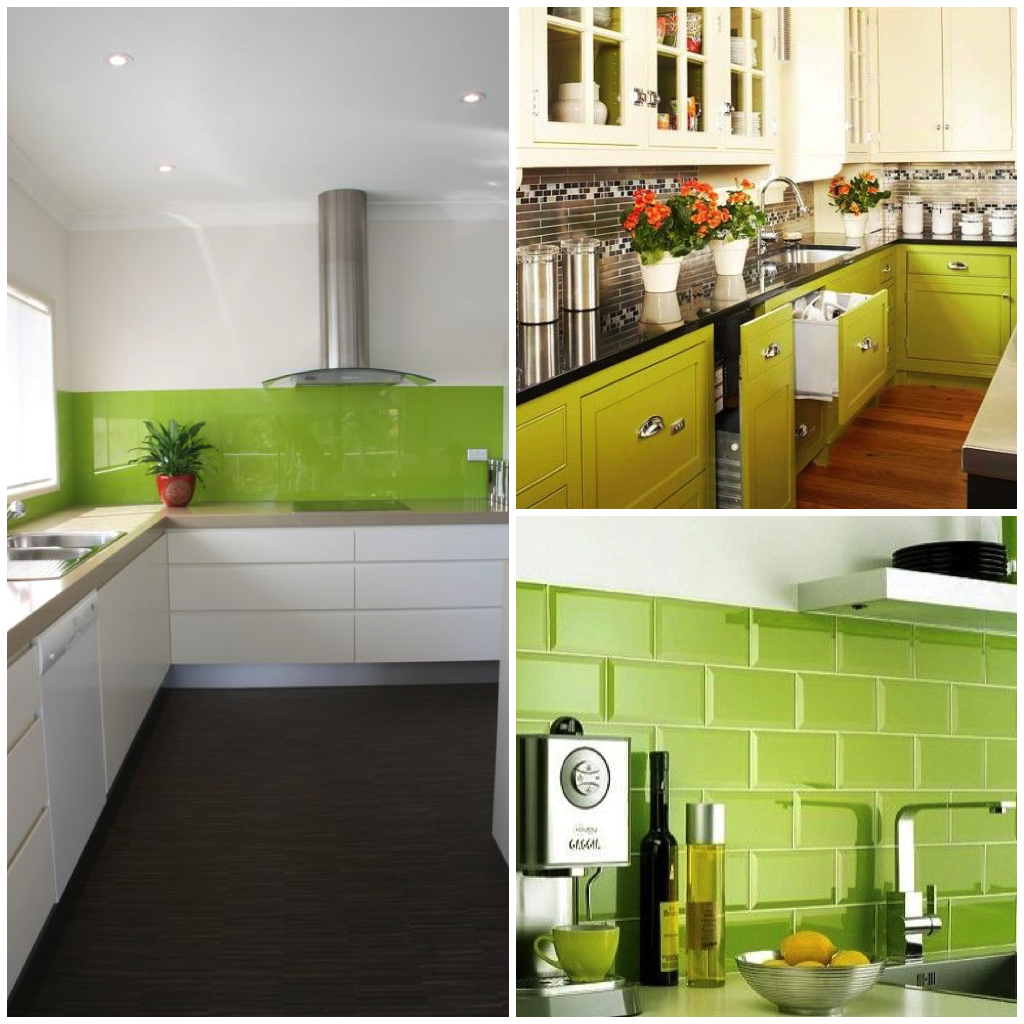 Kitchen Colors Accent Wall: 10 Accent Colors Guaranteed To Make Your Kitchen Pop