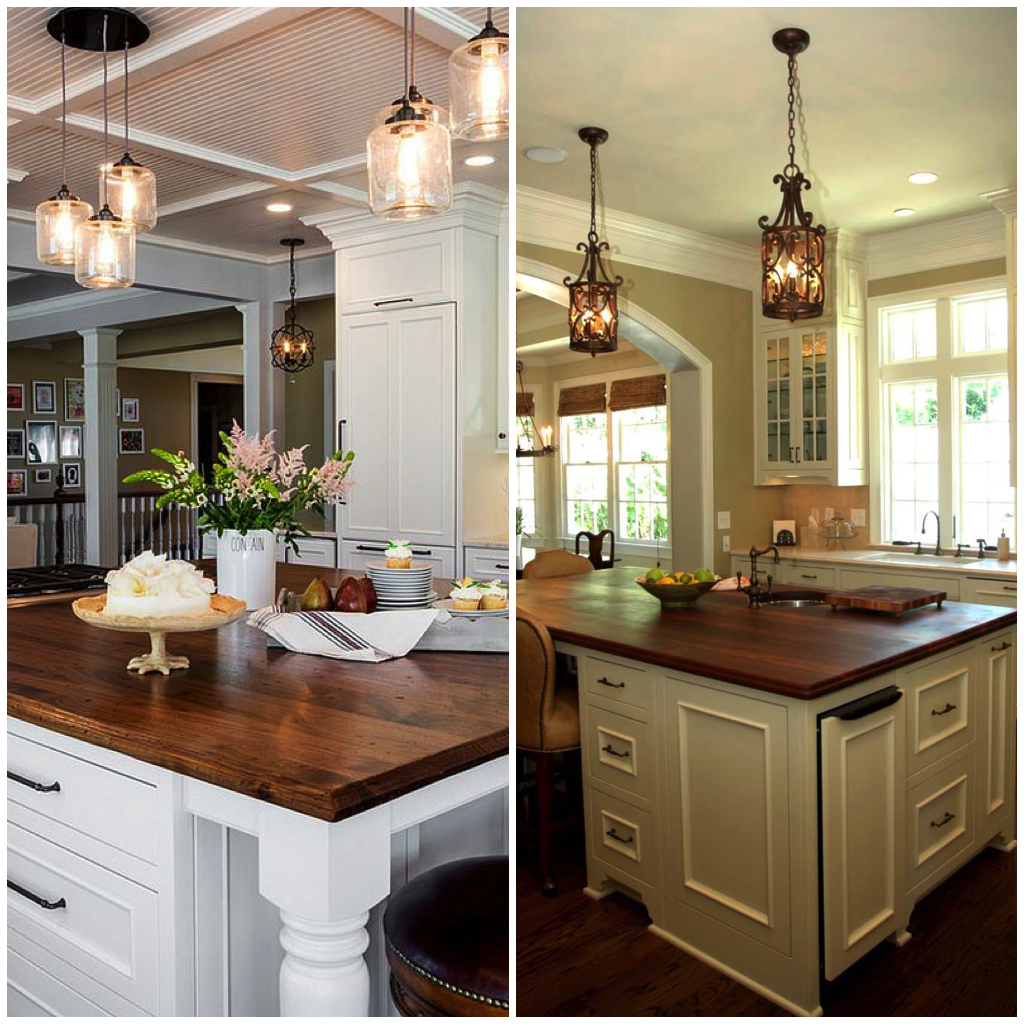 Centre Island Kitchen Designs: Inspired Center Island Counters For Your Perfect Kitchen