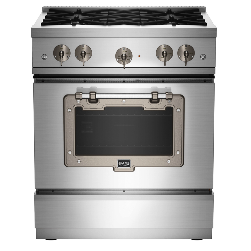 Featuring The Big Chill 1900 Series Classic Stove