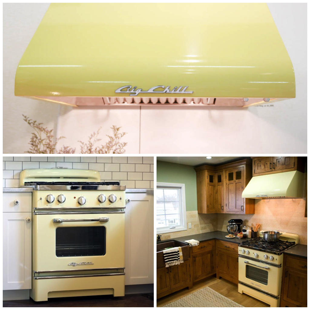 Big Chill Appliances in 6 Classic Spring Shades