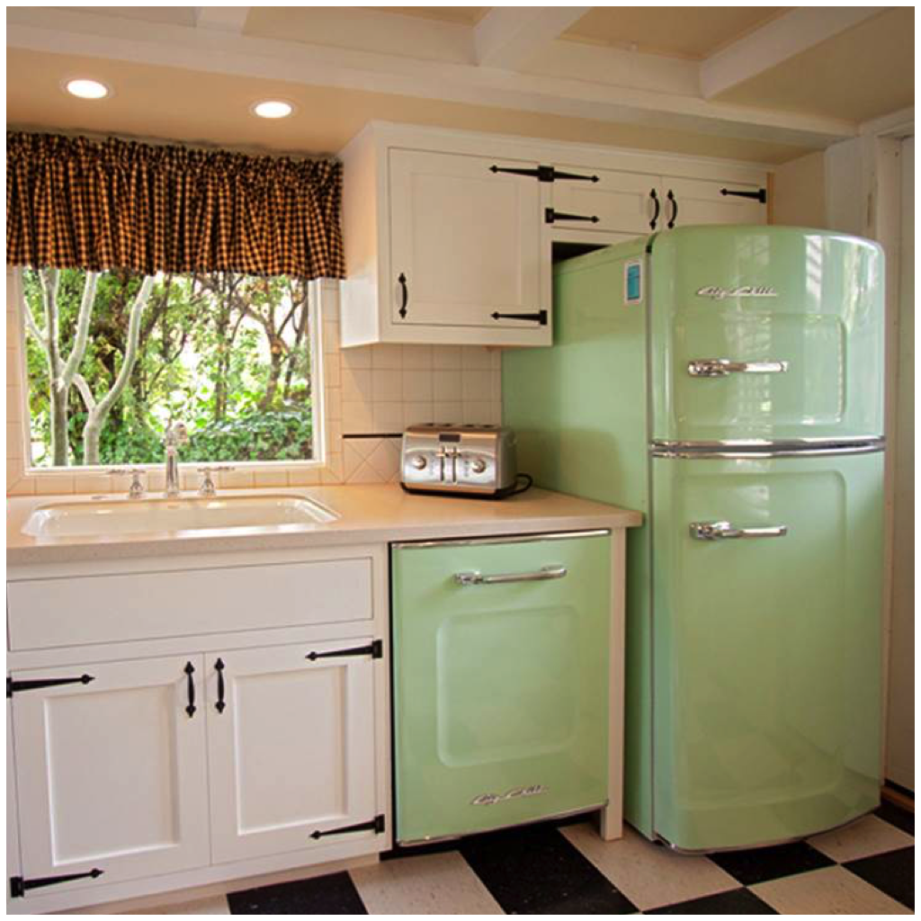 Ordinaire Jadeite Green Or Similar Shades Look Good In Kitchens When Displayed In  Bursts Of Color, And Contrast Well With A White Or Gray Color Scheme.