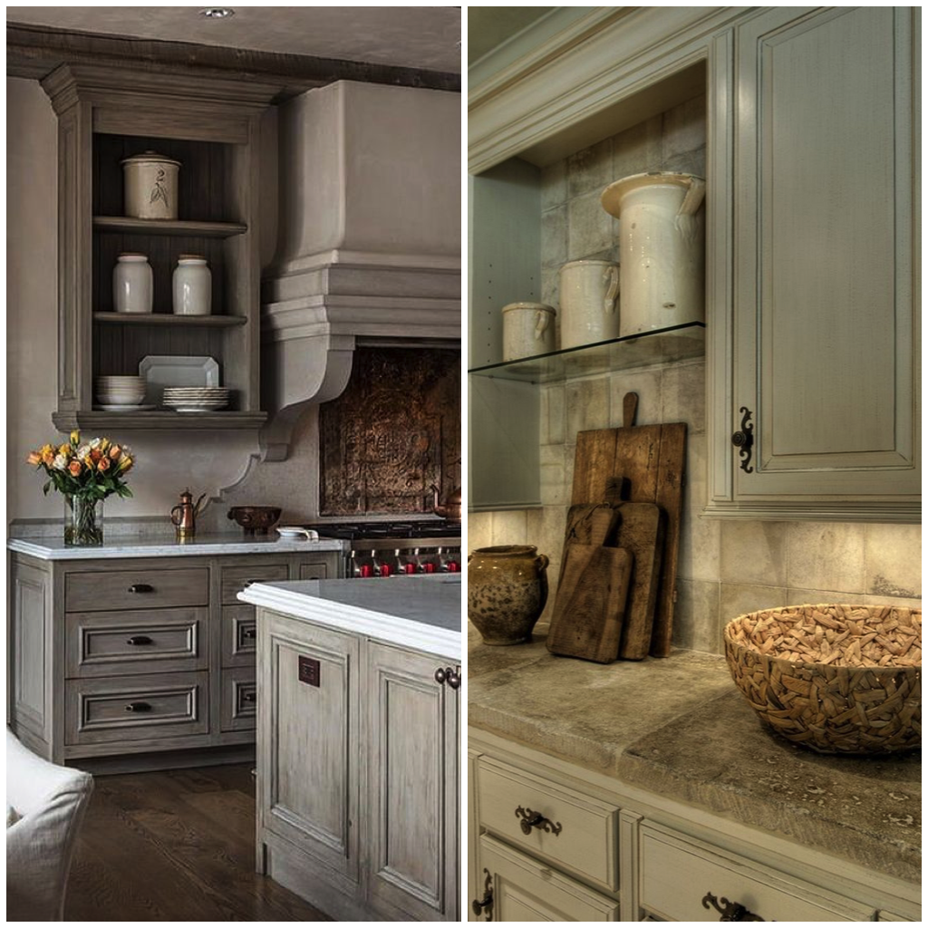 Colors Like Gray Tan Beige Or Light Brown Are A Good Direction To Start Country Kitchens Also No Stranger Deep Tones Cabernet