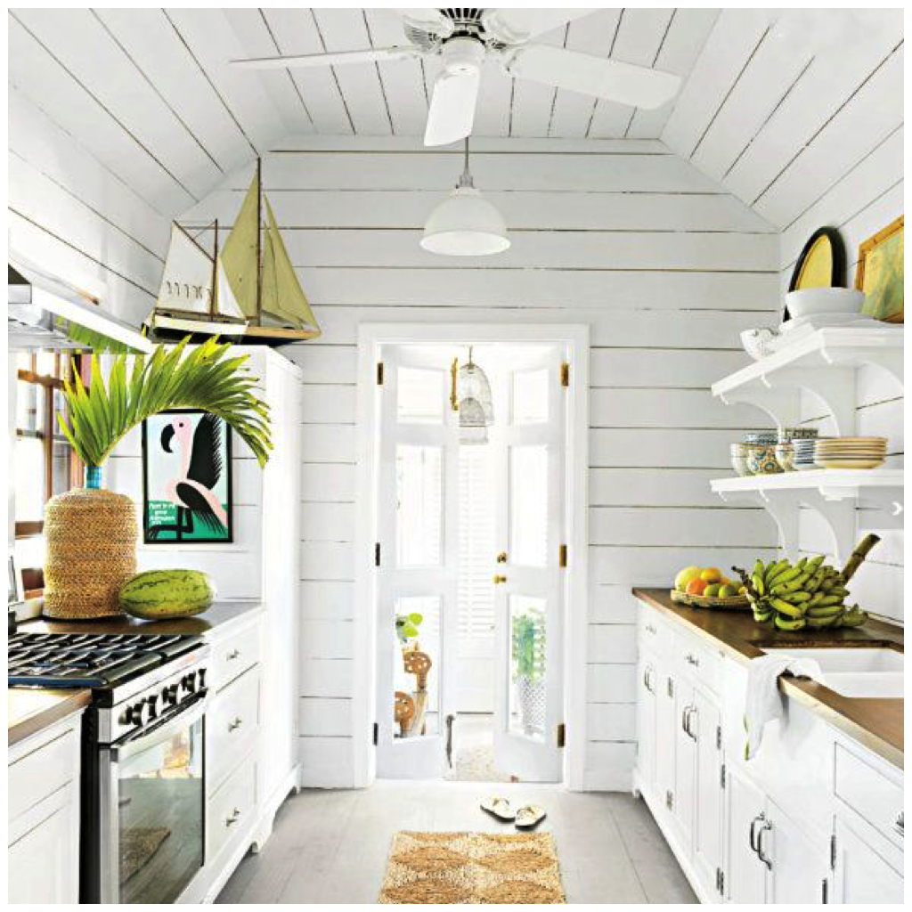 5 Key Components Of A Mellow Beach Kitchen Big Chill
