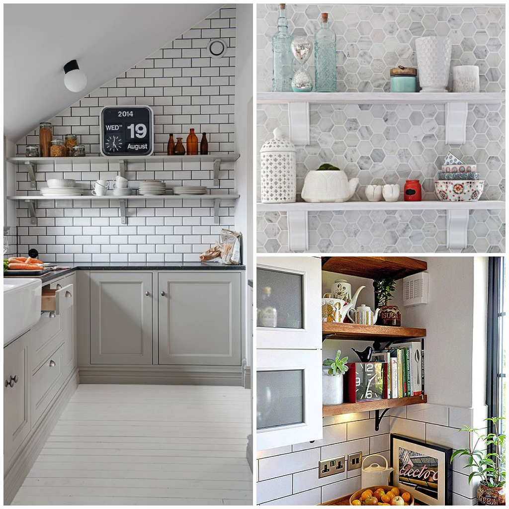 Your Kitchen Will Look More Spacious And Feel More Organized When Your  Favorite Dishes, Pots And Pans, Or Decorative Accessories Are Purposely On  Display.