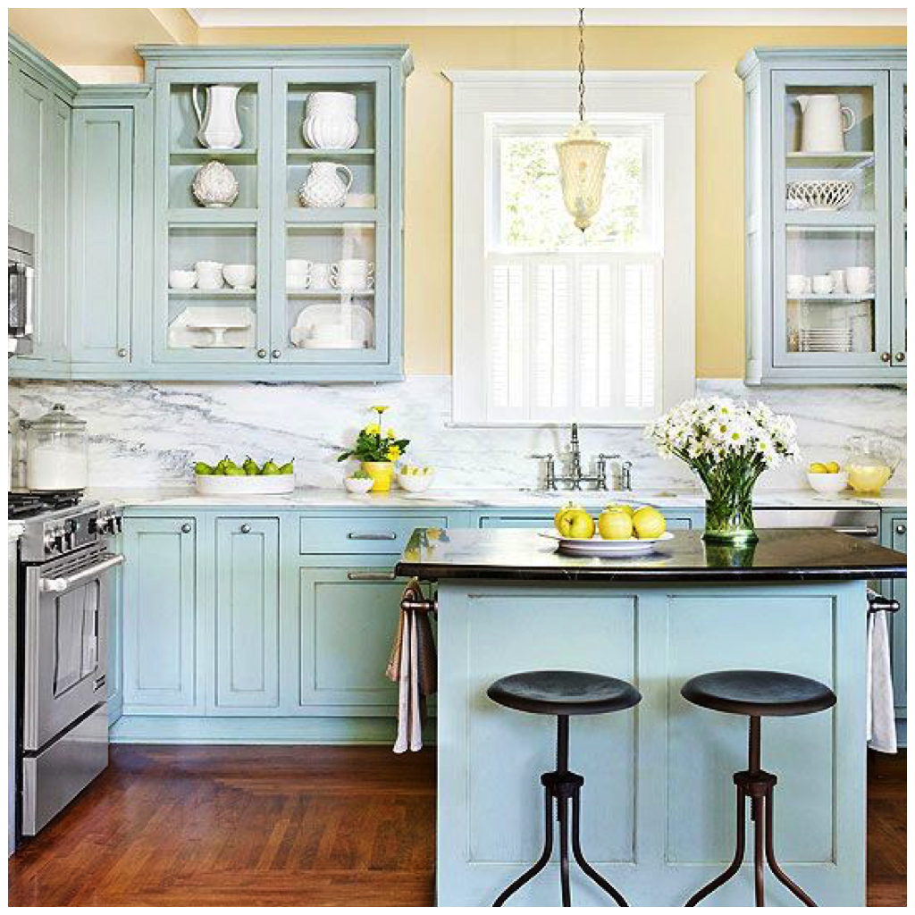 Stay Mellow Four Shades Of Sunny Yellow Kitchens