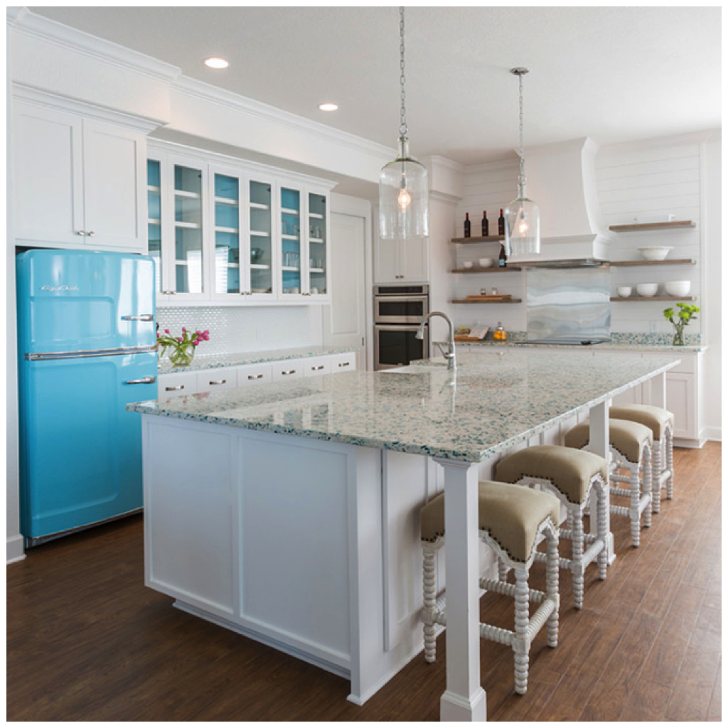 5 Ways to Use Beach Blue in Your Kitchen