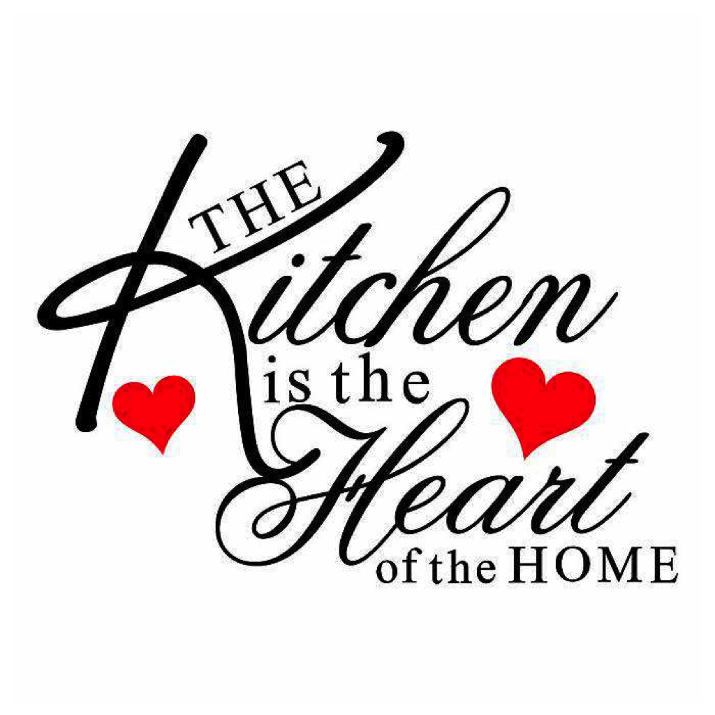 Quotes Happy Happy Kitchen Happy Home  Inspiring Quotes About Kitchens  Big
