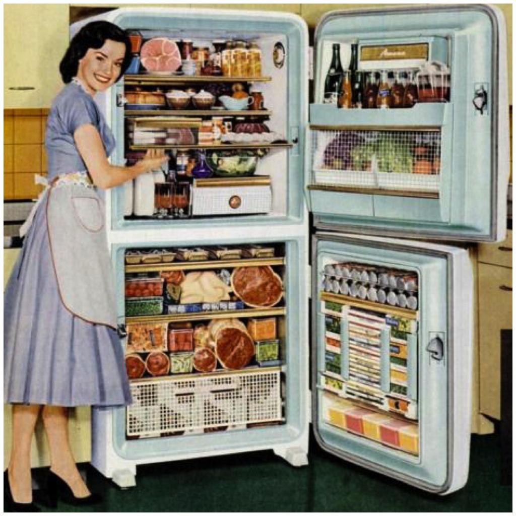 Messy Refrigerator: 10 Steps To A Sparkling Clean Refrigerator